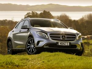 2014 Mercedes-Benz GLA250 4Matic